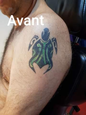 Araok Tattoo